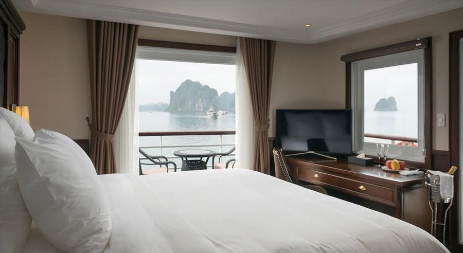 Paradise Elegance Cruise, Ha long bay Cruises, Paradise Elegance Cruise, Ha Long Bay 11