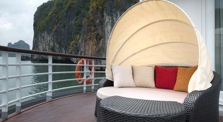 Paradise Elegance Cruise, Ha long bay Cruises, Paradise Elegance Cruise, Ha Long Bay 13