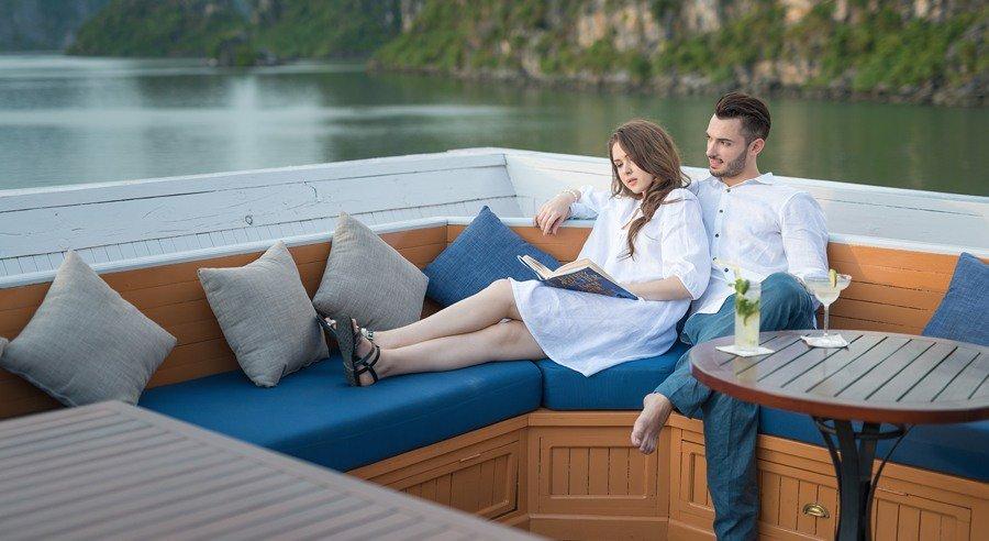 Paradise Luxury Cruise, Ha long bay Cruises, Paradise Luxury Cruise, Ha long Bay 03