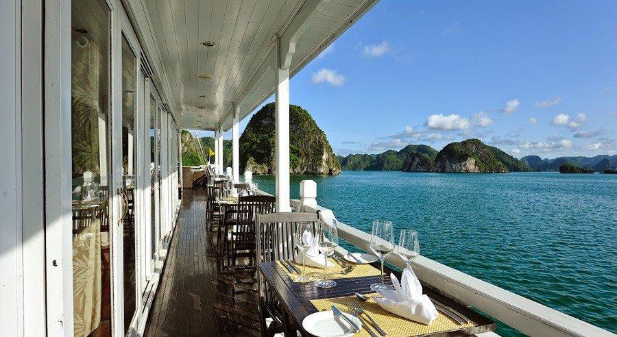 Paradise Luxury Cruise, Ha long bay Cruises, Paradise Luxury Cruise, Ha long Bay 05