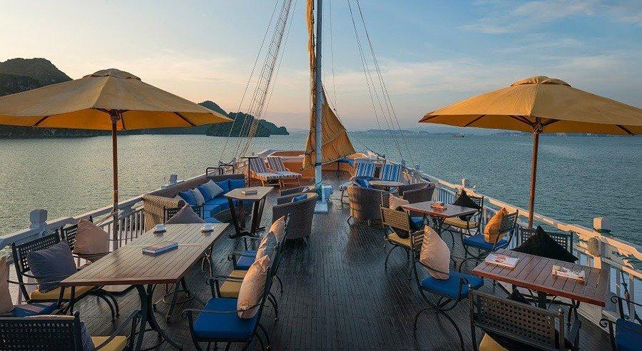 Paradise Luxury Cruise, Ha long bay Cruises, Paradise Luxury Cruise, Ha long Bay 06