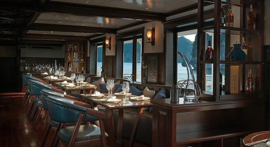 Paradise Luxury Cruise, Ha long bay Cruises, Paradise Luxury Cruise, Ha long Bay 08