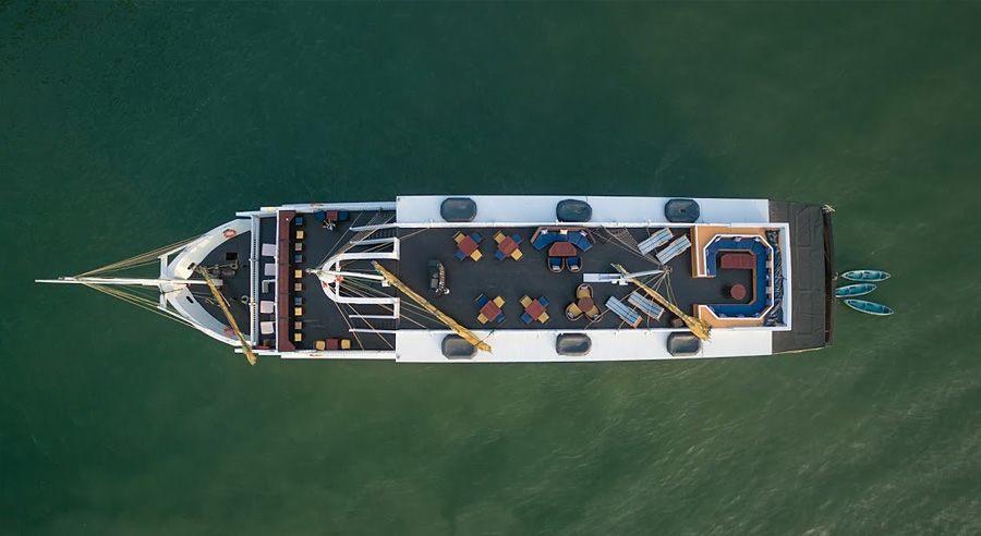 Paradise Luxury Cruise, Ha long bay Cruises, Paradise Luxury Cruise, Ha long Bay 12