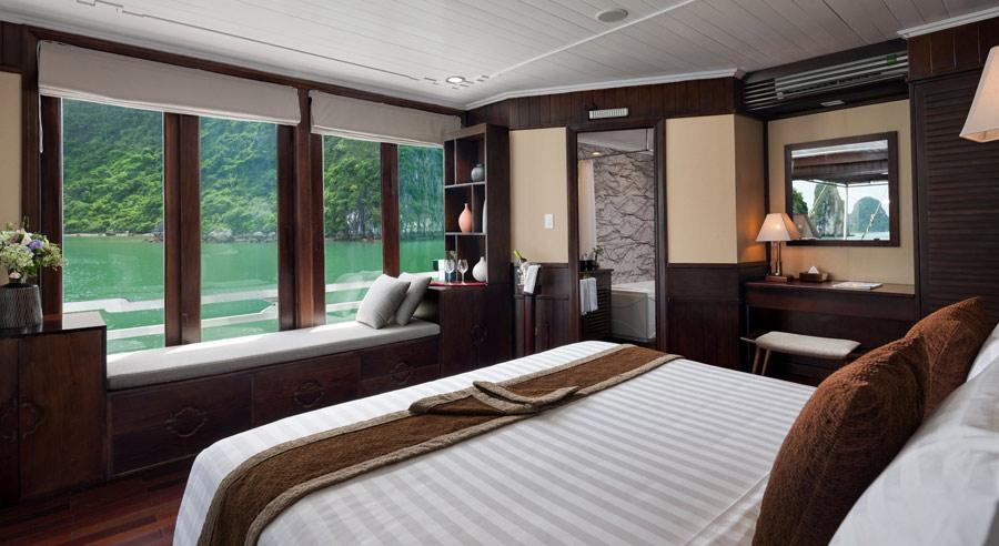 Pelican Cruise, Ha long bay Cruises, Pelican Cruise, Ha long Bay 06