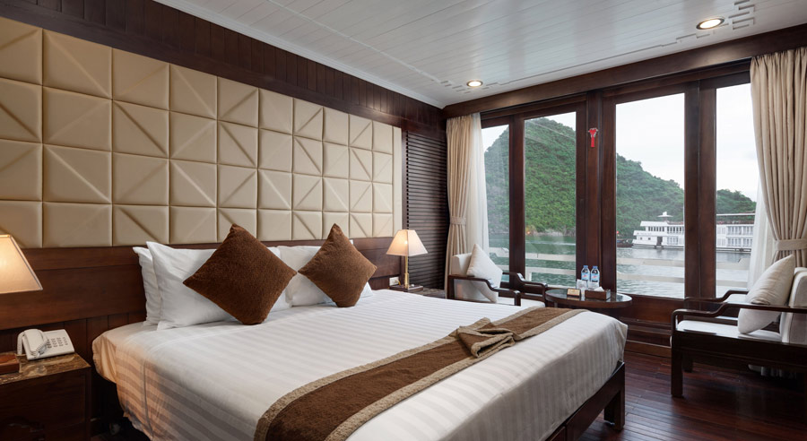 Pelican Cruise, Ha long bay Cruises, Pelican Cruise, Ha long Bay 15