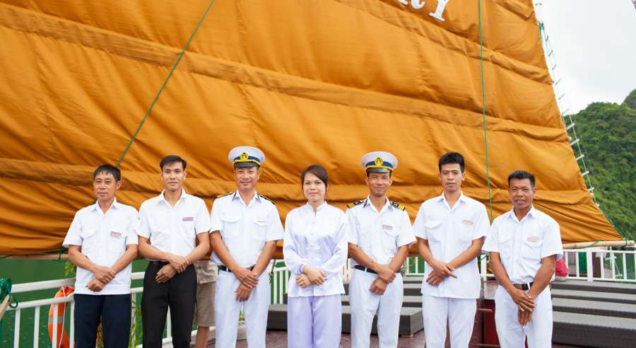 Phoenix Cruise, Halong Bay Cruises, Phoenix Cruise halong Bay 03