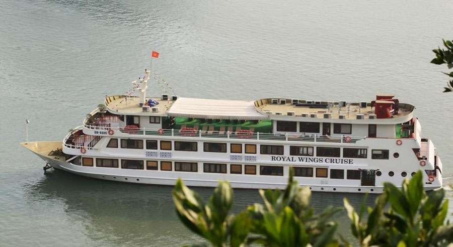 Royal Wings Cruise, Bai tu long Cruises,Royal Wings Cruise,Bai tu long 02