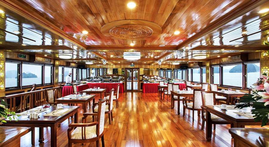 Royal Wings Cruise, Bai tu long Cruises,Royal Wings Cruise,Bai tu long 10