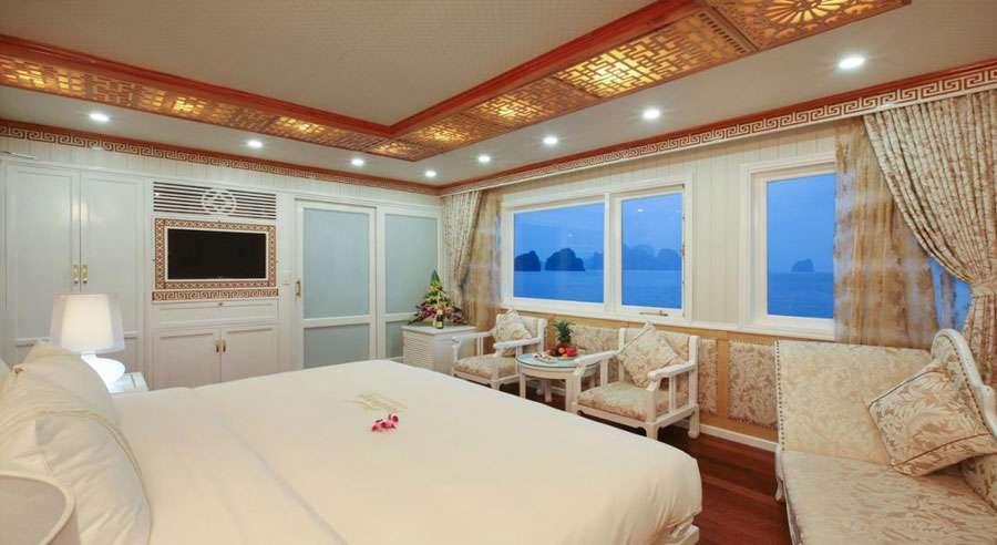 Royal Wings Cruise, Bai tu long Cruises,Royal Wings Cruise,Bai tu long 14