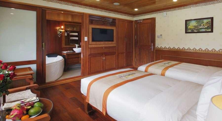 Royal Wings Cruise, Bai tu long Cruises,Royal Wings Cruise,Bai tu long 15