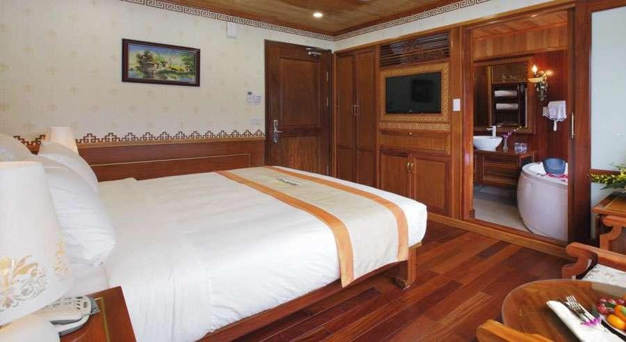 Royal Wings Cruise, Bai tu long Cruises,Royal Wings Cruise,Bai tu long 17