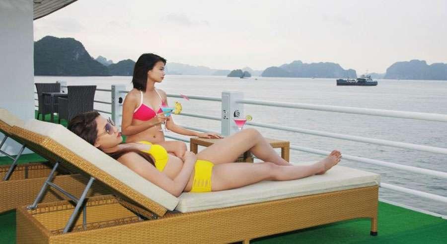 Royal Wings Cruise, Bai tu long Cruises,Royal Wings Cruise,Bai tu long 18