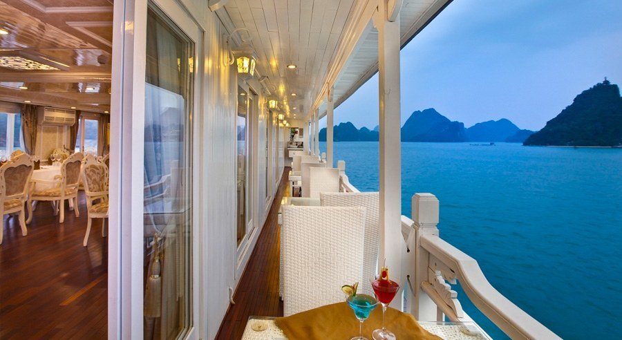 Signature Cruise, Bai tu long Cruises, Signature Cruise, Bai tu long 13