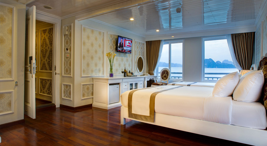 Signature Royal Cruise, Bai tu long Cruises, Signature Royal Cruise, Bai tu long 12