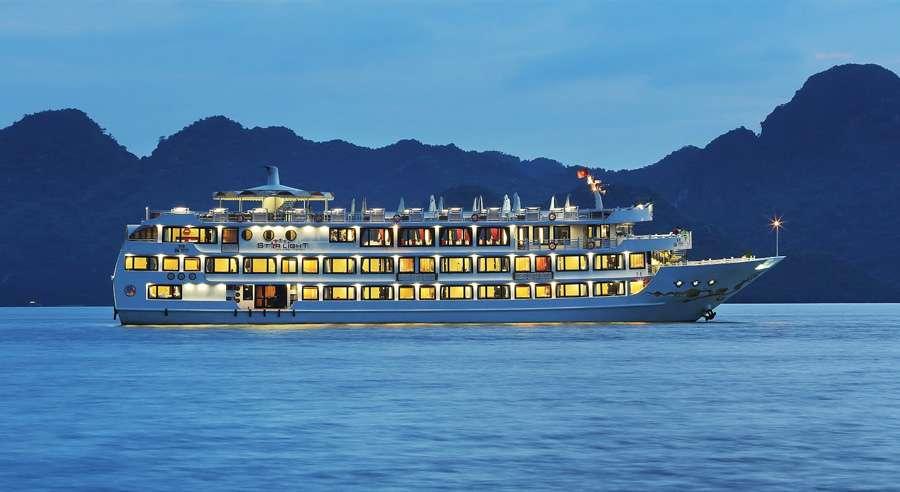 Starlight Cruise, Ha long bay Cruises,Starlight Cruise,Ha long bay 01