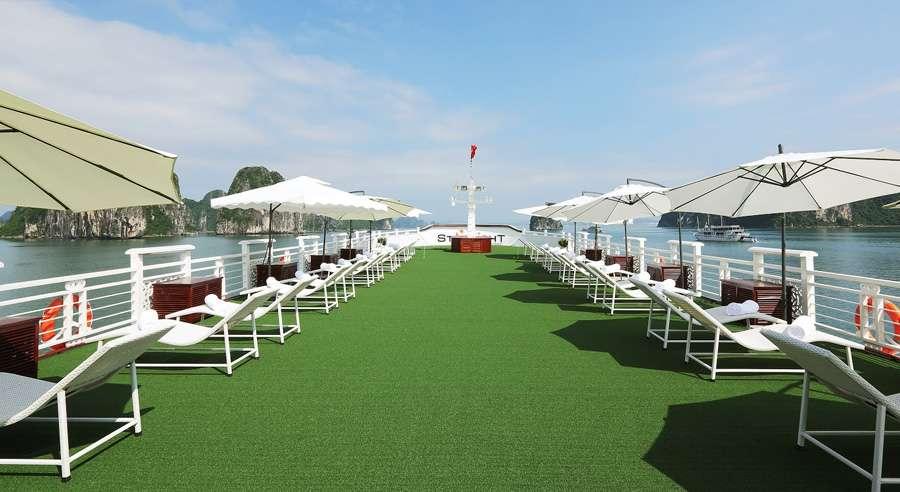 Starlight Cruise, Ha long bay Cruises,Starlight Cruise,Ha long bay 02
