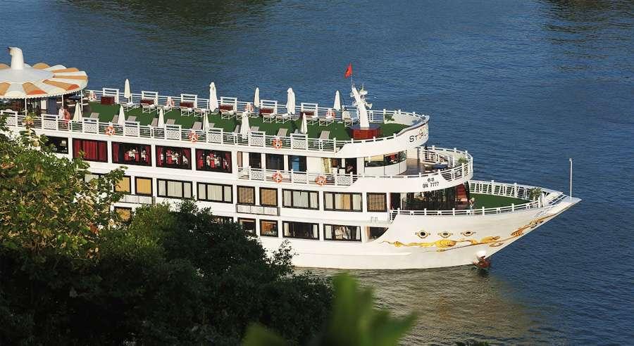 Starlight Cruise, Ha long bay Cruises,Starlight Cruise,Ha long bay 18