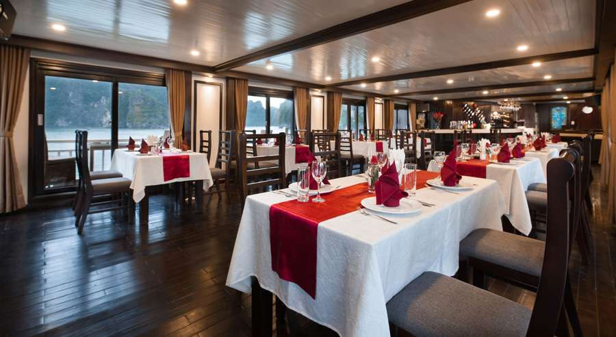 Stellar Cruise , Ha long bay Cruises, Stellar Cruise, Ha Long Bay 04