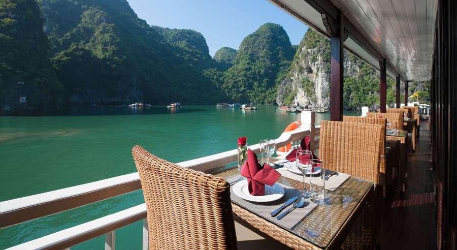 Stellar Cruise , Ha long bay Cruises, Stellar Cruise, Ha Long Bay 06
