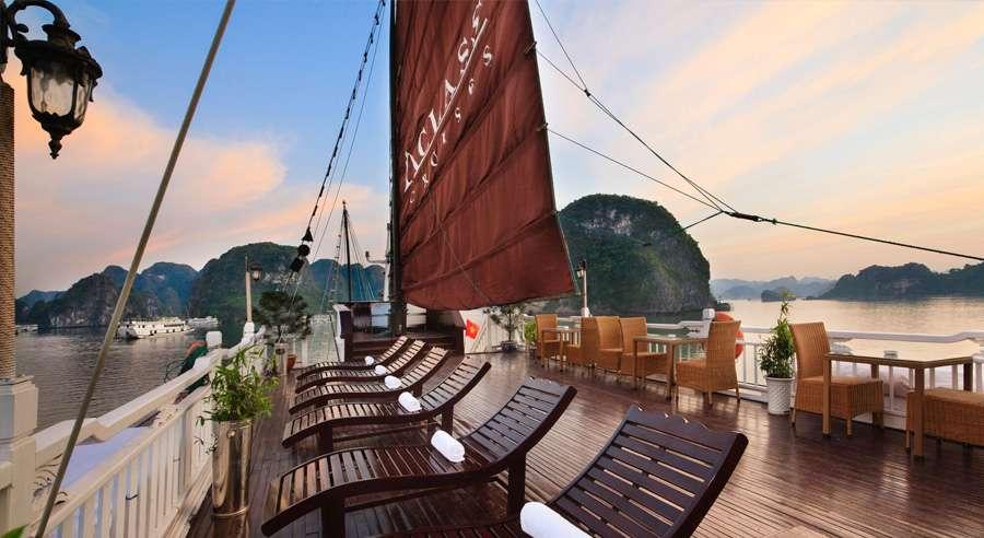 Stellar Cruise , Ha long bay Cruises, Stellar Cruise, Ha Long Bay 07