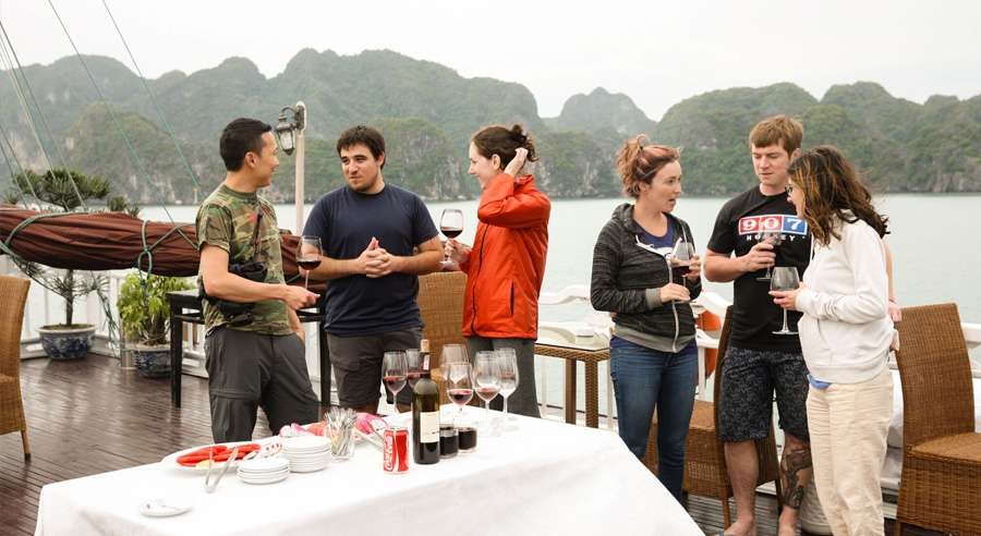 Stellar Cruise , Ha long bay Cruises, Stellar Cruise, Ha Long Bay 12