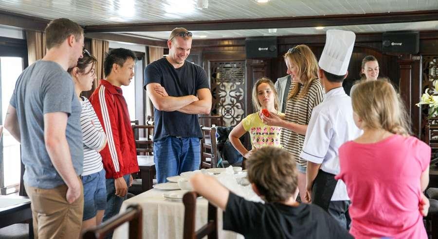 Stellar Cruise , Ha long bay Cruises, Stellar Cruise, Ha Long Bay 14