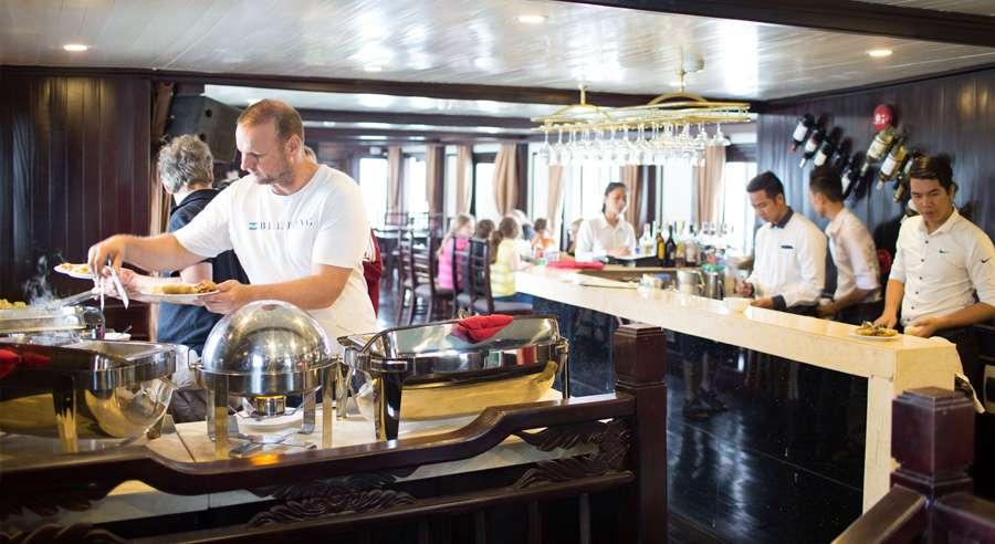 Stellar Cruise , Ha long bay Cruises, Stellar Cruise, Ha Long Bay 15