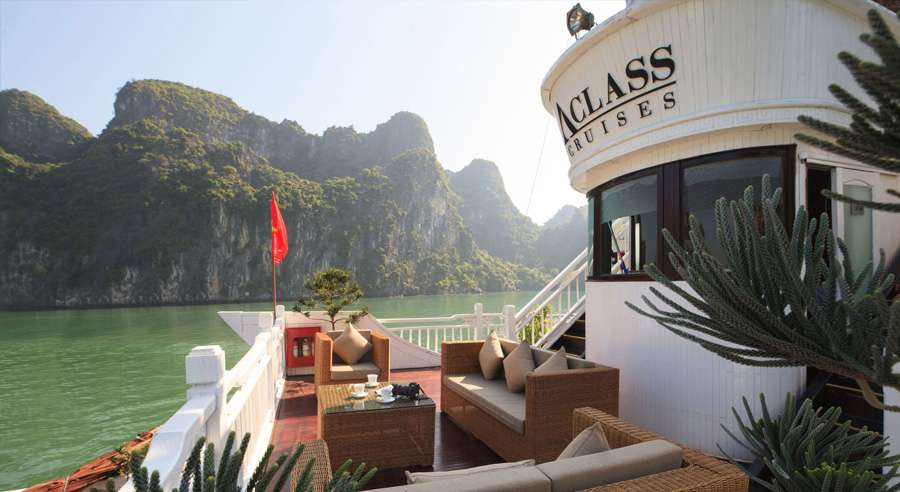 Stellar Cruise , Ha long bay Cruises, Stellar Cruise, Ha Long Bay 16