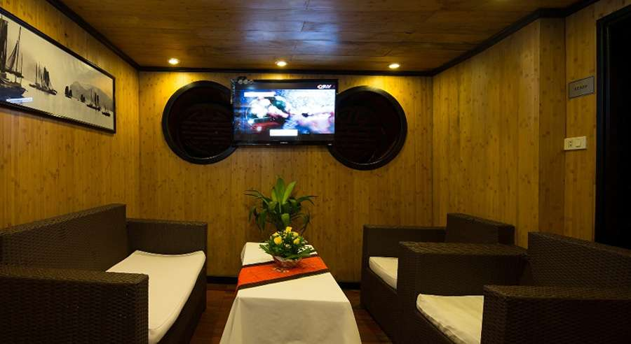Syrena Cruise, Ha long bay Cruises,Syrena Cruise,Ha long bay 02