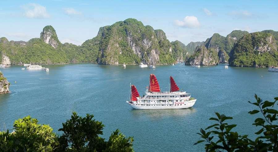 Syrena Cruise, Ha long bay Cruises,Syrena Cruise,Ha long bay 03
