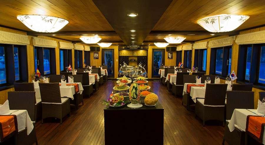 Syrena Cruise, Ha long bay Cruises,Syrena Cruise,Ha long bay 06