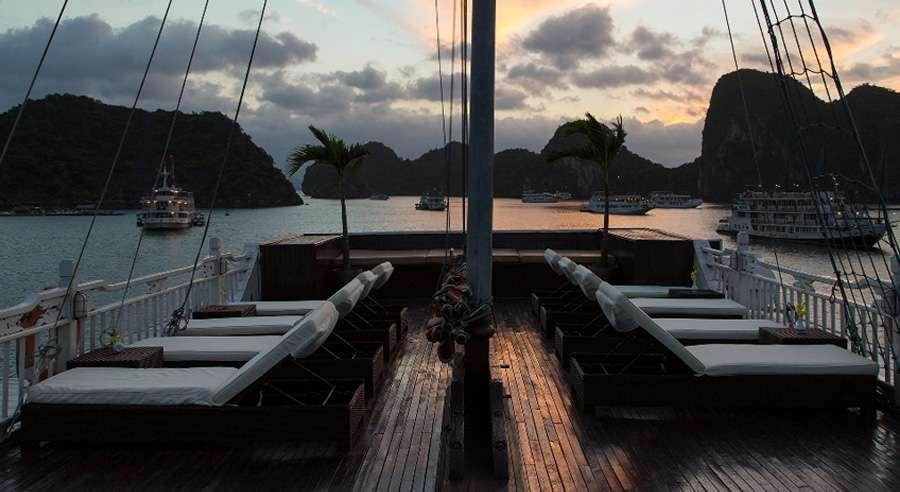Syrena Cruise, Ha long bay Cruises,Syrena Cruise,Ha long bay 09