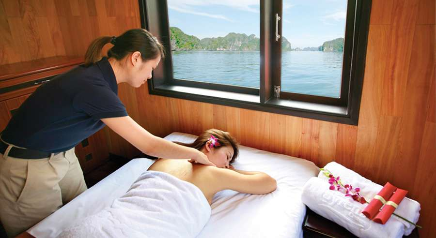 Syrena Cruise, Ha long bay Cruises,Syrena Cruise,Ha long bay 18