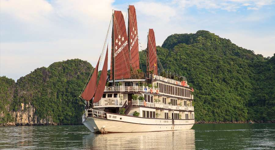 Victory Star Cruise , Ha long bay Cruises,Victory Star Cruise,Ha long bay 01