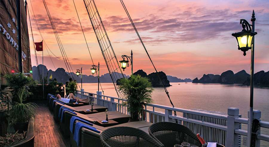 Victory Star Cruise , Ha long bay Cruises,Victory Star Cruise,Ha long bay 09