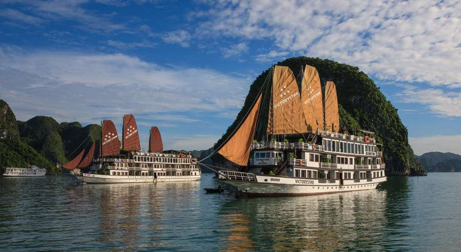 Victory Star Cruise , Ha long bay Cruises,Victory Star Cruise,Ha long bay 17