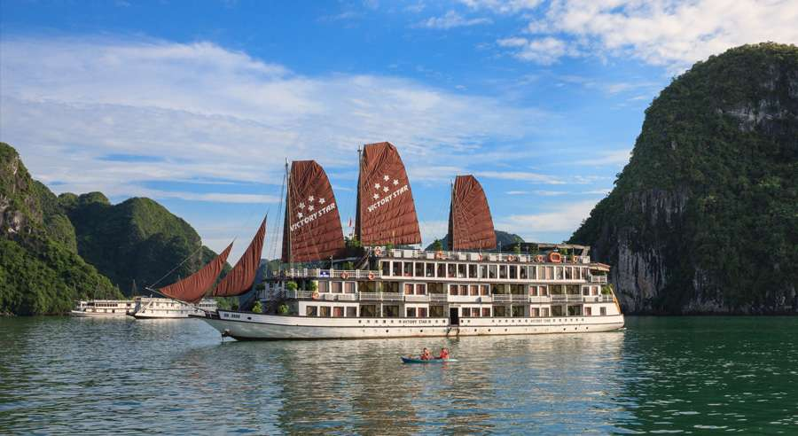 Victory Star Cruise , Ha long bay Cruises,Victory Star Cruise,Ha long bay 18