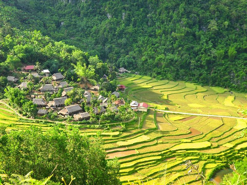 Pu Luong Vietnam,Cozy Travel Vietnam