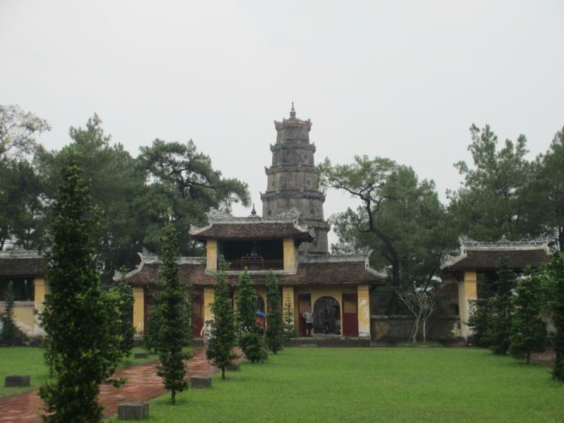 Thien Mu Pagoda, Hue City Tours, Hue Tours, Cozy Vietnam Travel