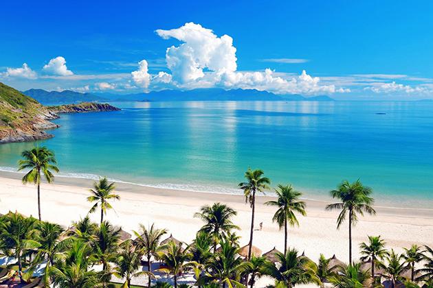 Beach in Nha Trang, Tour, Nha Trang, Cozy Vietnam Travel