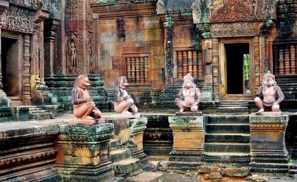 Siem Reap Departure