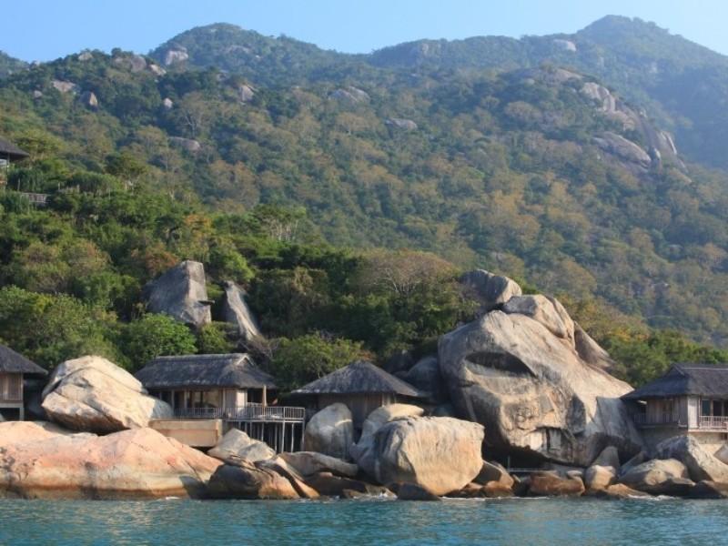 Ninh Van island in Nha Trang,Vietnam Tours,Cozy Vietnam Travel