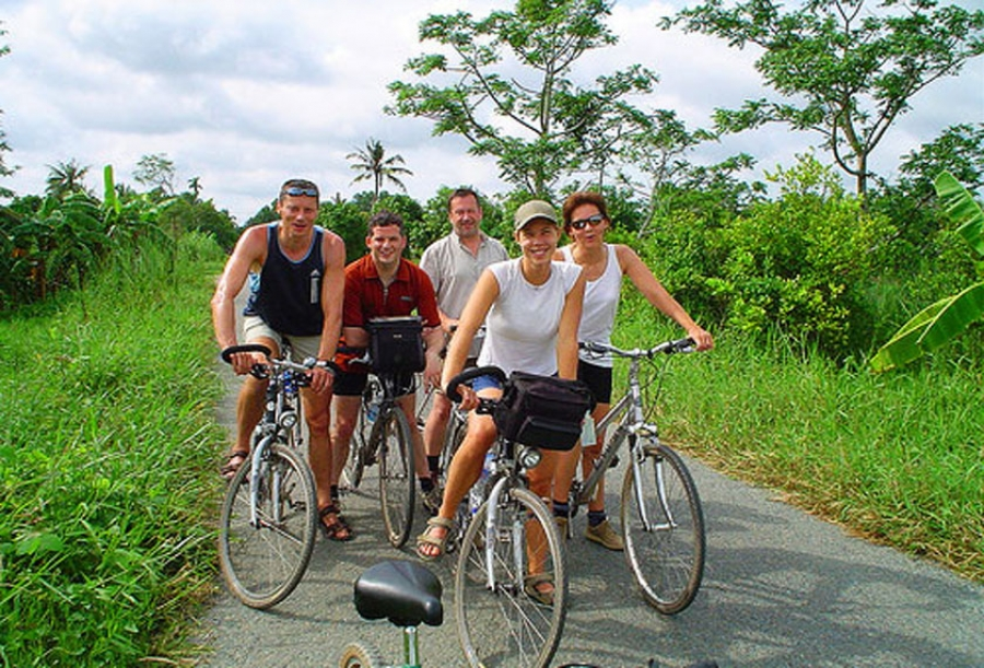 Discover Mekong Delta By Bike