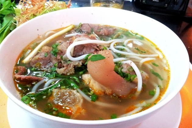 Bun Bo Hue, Ho Chi Minh City Tours, Cozy Vietnam Tours