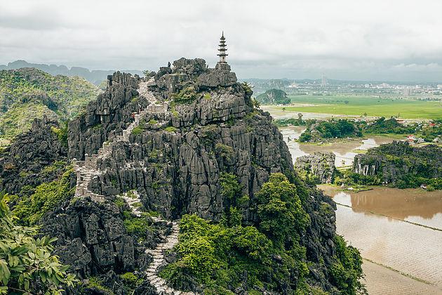Mua Cave in Ninh Binh, Travel, Ninh Binh, Cozy Vietnam Travel