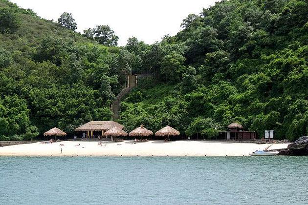 Soi Sim Island, Halong Bay Tours, Vietnam Package Tours, Cozy Vietnam Travel