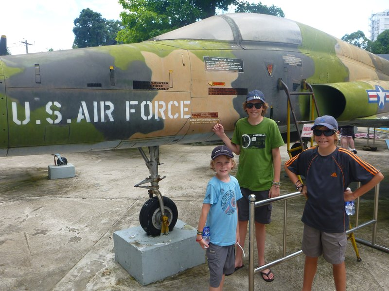 War Remnants Museum Ho Chi Minh, Cozy Vietnam Travel, Cozy Vietnam Tours