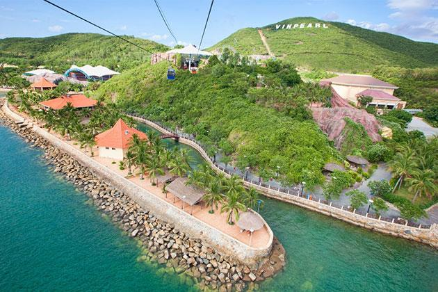 Vinpearl Land, Nha Trang City Tours, Cozy Vietnam Travel