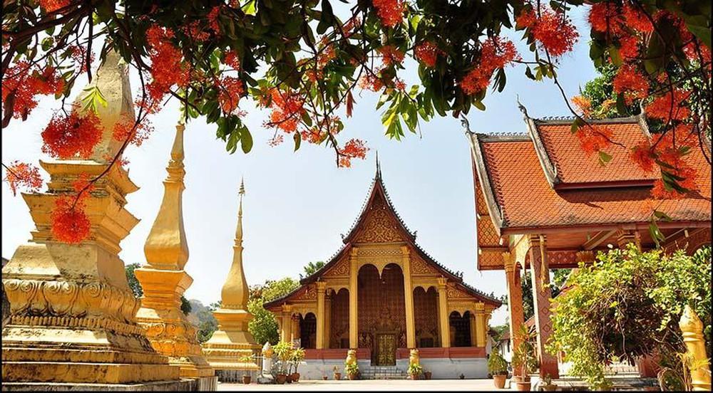 Luang Prabang in Lao