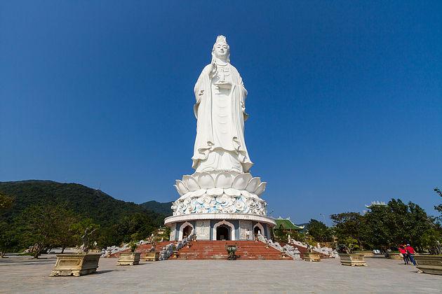 Linh Ung Pagoda, Da Nang Tours, Vietnam Tours, Cozy Vietnam Travel